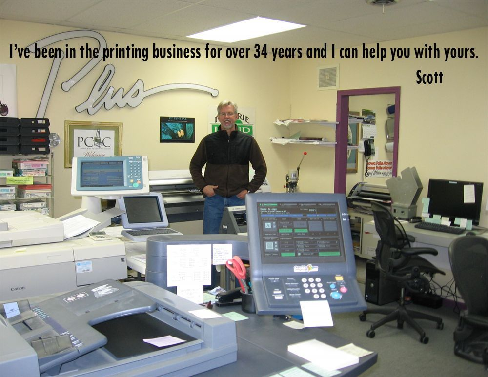 Scott - I have been in the business for over 34 years.