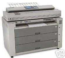 LOW METER Kip 8000 Engineering Copier Printer Scanner Plotter