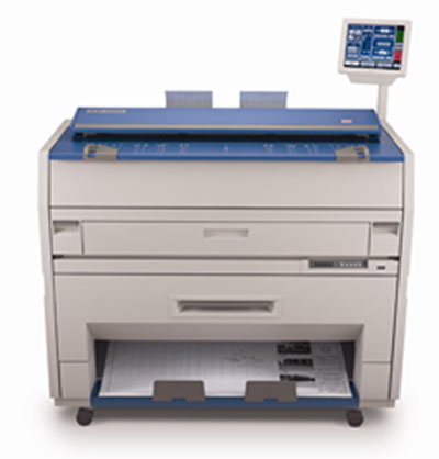 LOW METER Kip 3000 Engineering Copier Plotter Printer 3001 – 3002