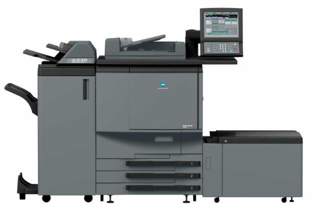 UNDER 200K! Konica Minolta C500 Color Copier Printer