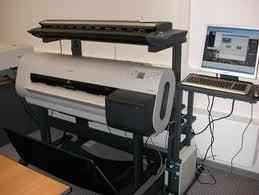 Canon ImagePROGRAF IPF700 Large Wide Format Printer ColorTrac LF CX40 Scanner