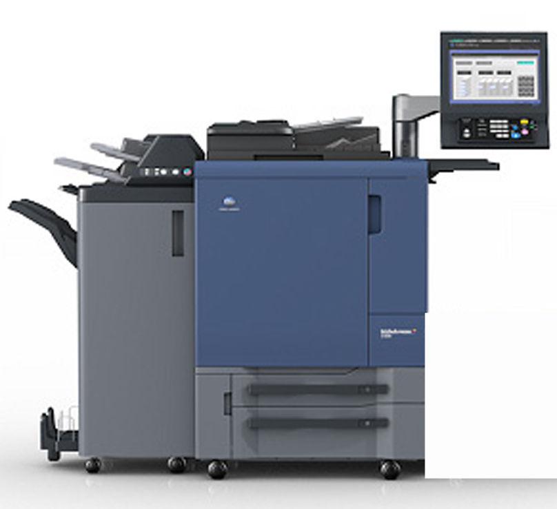 Konica Minolta BizHub PRESS C1060 Color Digital Printing Copier