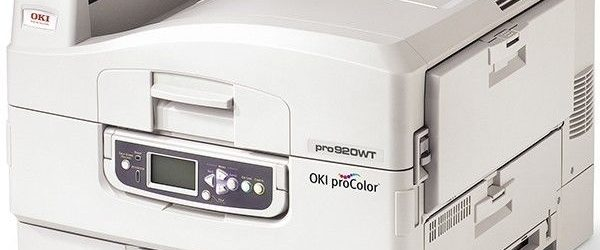 OKI PRO 920WT White Toner Laser Printer T-shirts Color Transfers WE BUY THESE