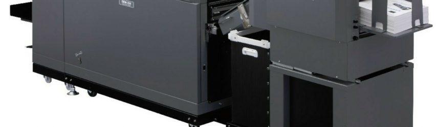Duplo DFS 3500 System Booklet Maker with DC 446 Creaser Unit