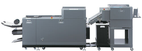 Duplo DFS 3500 System Booklet Maker with DC 445 Creaser Unit