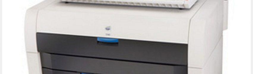 Kip 7770 Engineering Copier Printer w 720 Color Scanner LOW meter 30k meter!