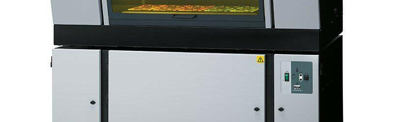 Repossessed Roland VersaUV LEF-300 UV Flatbed Printer with BOFA Air Filter Unit