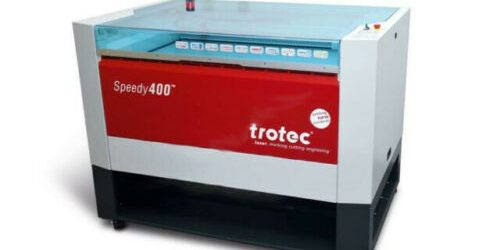 Trotec Speedy 400 120 w CO2 Laser Engraver Huge Bed 40″ x 24″